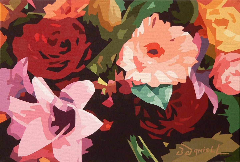 Danielle Braillon (DANIELL) - Un bouquet pour Maman