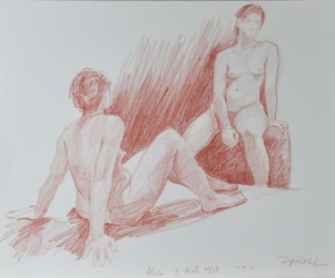 19,7x25,6 in ©1998 par Danielle Braillon (DANIELL)